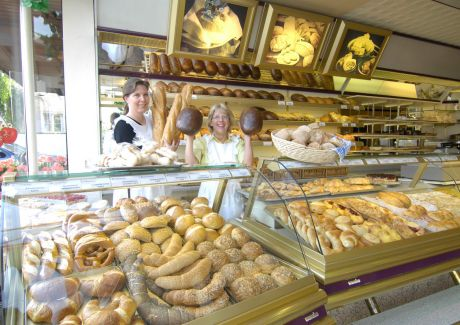 Bäckerei in Griesheim